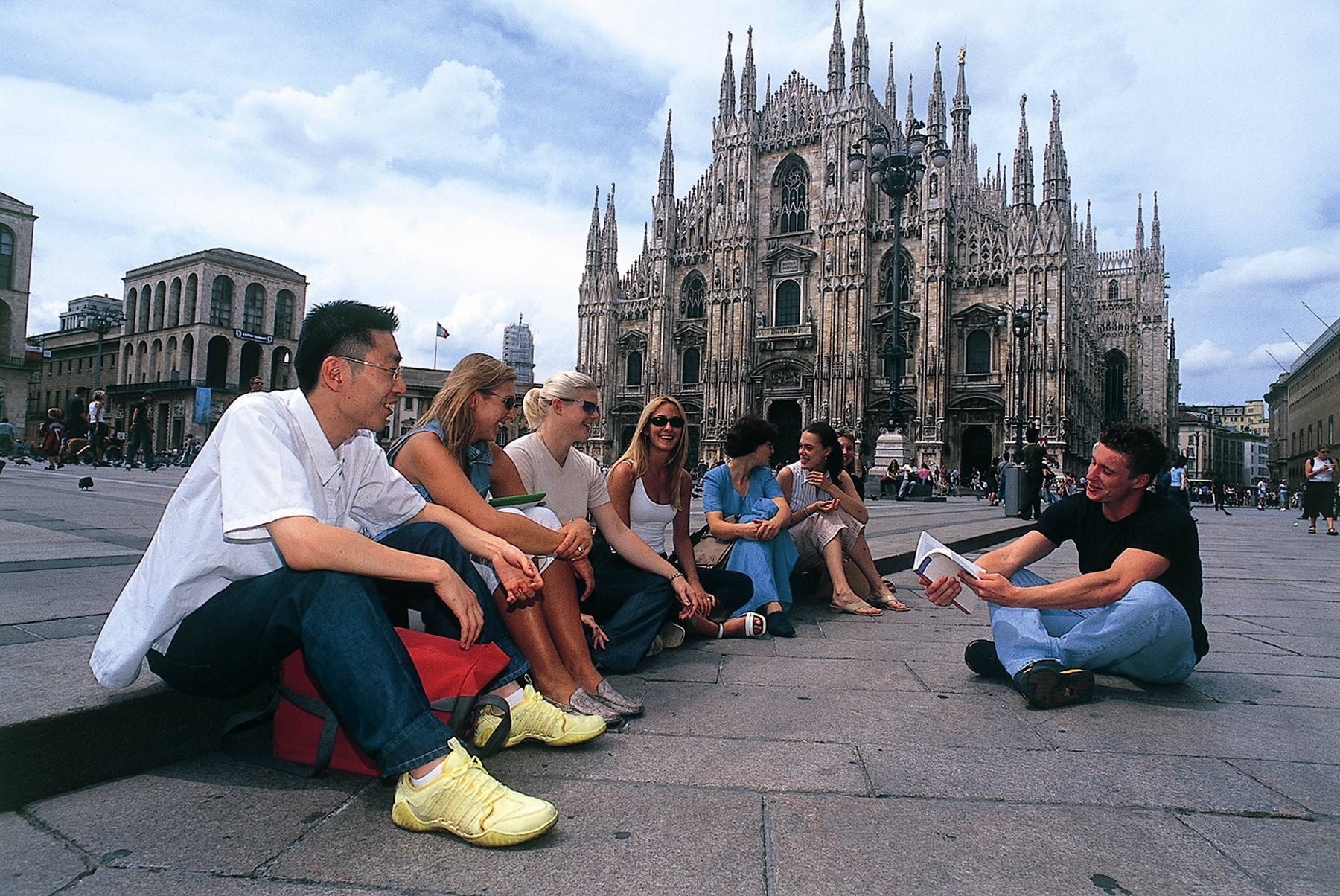 group in italy