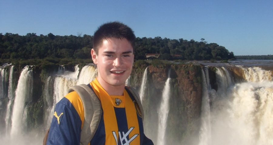 Visiting the Waterfalls of Iguazu in Argentina