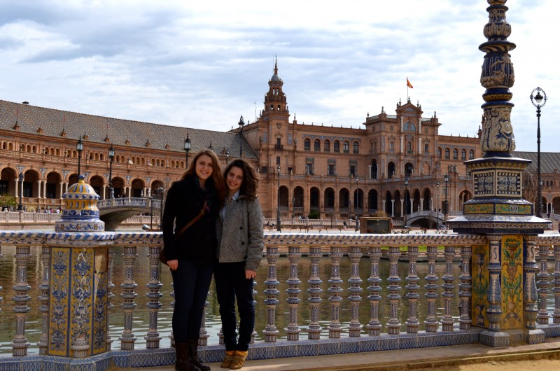 Jumping Right In To the Spain Study Abroad Experience