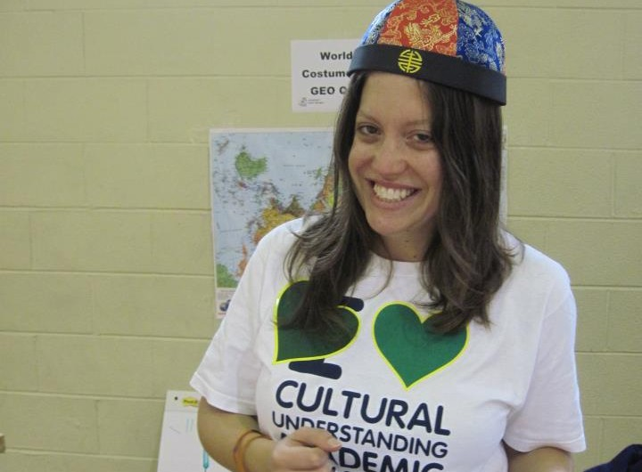 Meet the Greenheart Travel Staff: Hope Pavich!