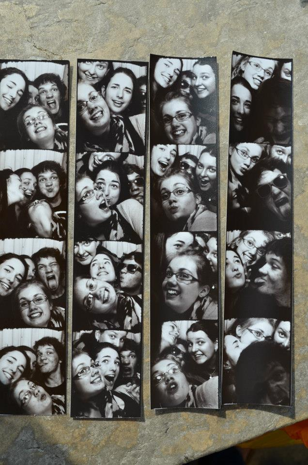 photobooth in Austria