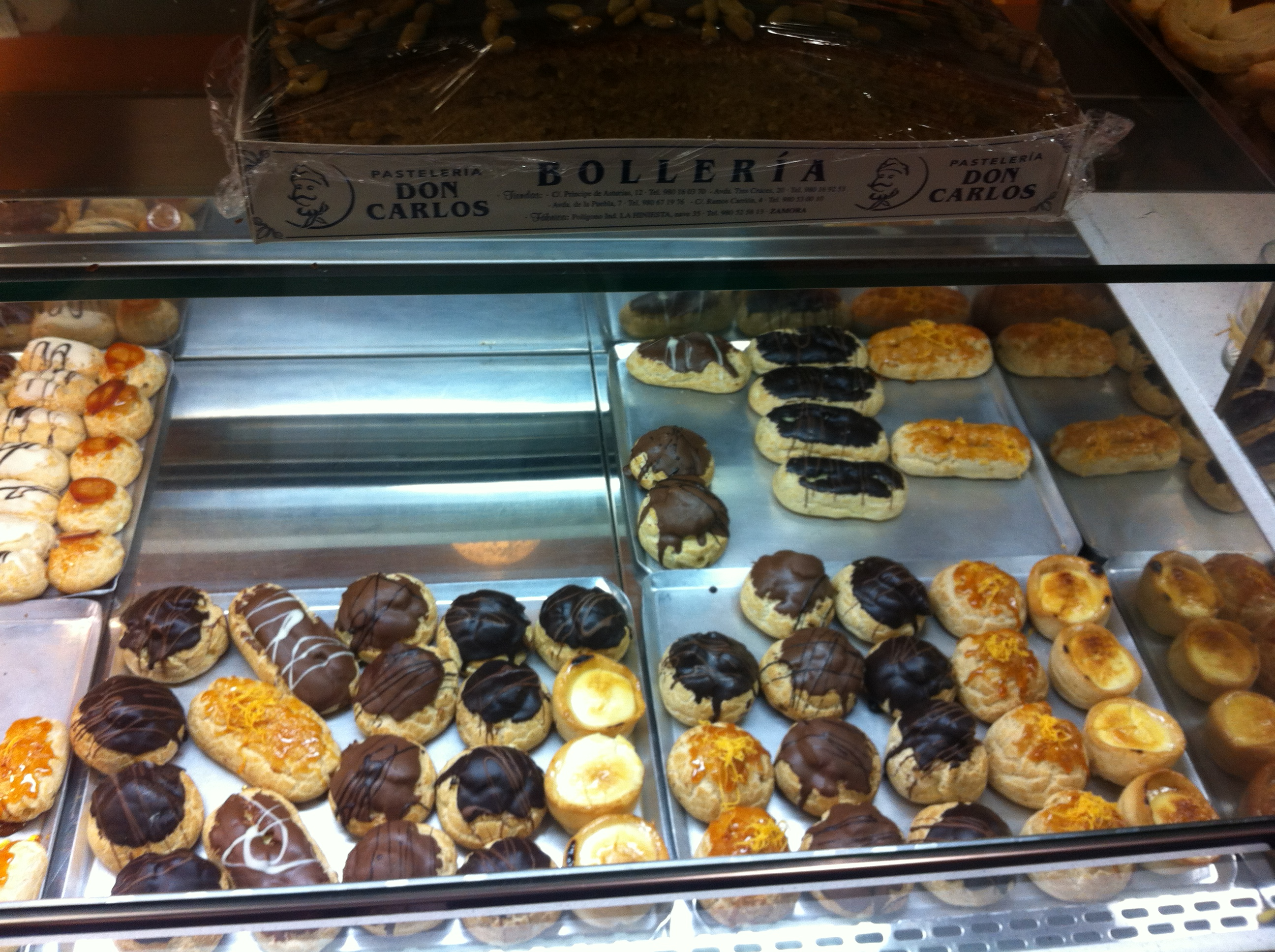 Treats in Zamora