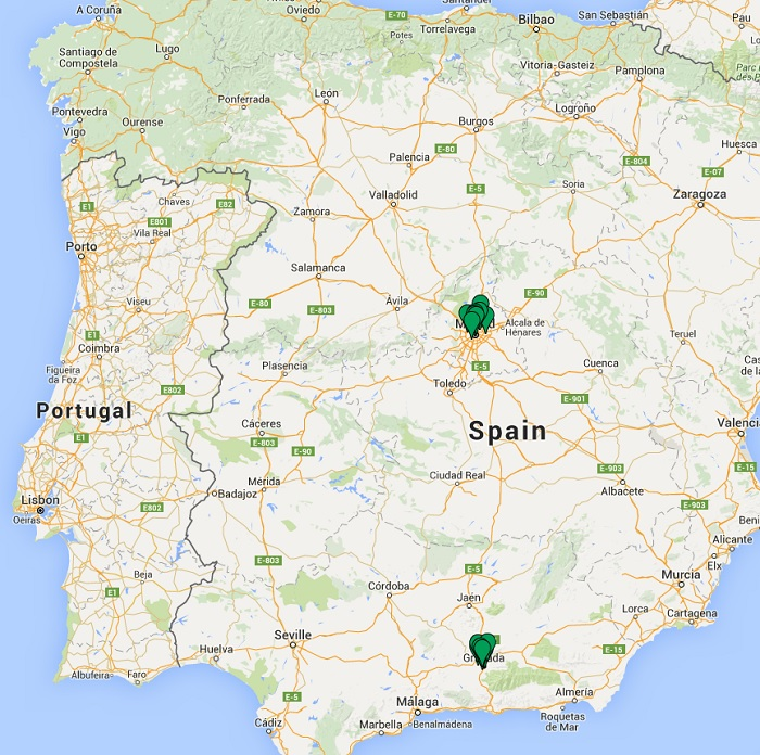 Homestay Spain Placements