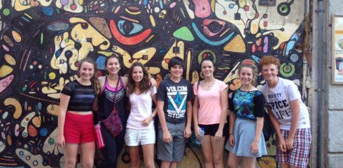 Language Camp in Costa Rica