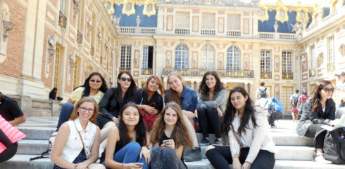 Language Camp in France