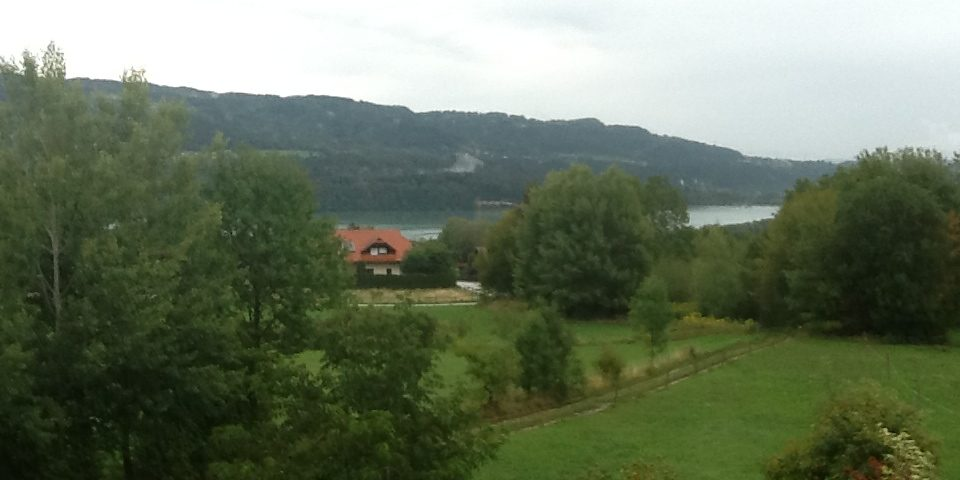 First Impressions of Austria; Language, Leather Jackets and a Lovely View