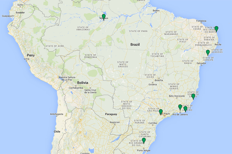 teach-and-live-in-brazil-locations
