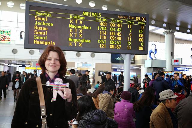 Day trip to Seoul