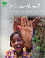 Greenheart Travel's Volunteer Abroad Catalog