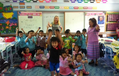 Teaching in Thailand: An overview.