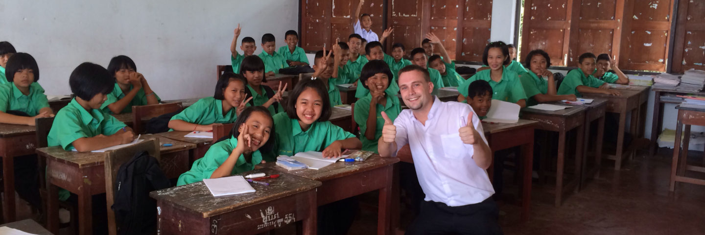 How You Can Make an Impact in Thailand through English Education