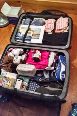 packing to study abroad in spain