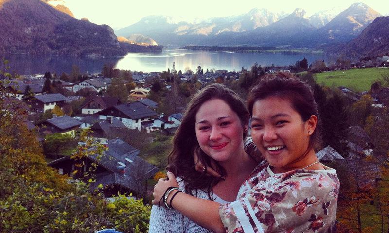 Kirin-and-friend-in-Austria