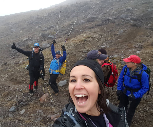 beth-hiking-with-mount-St.-Helens-institute