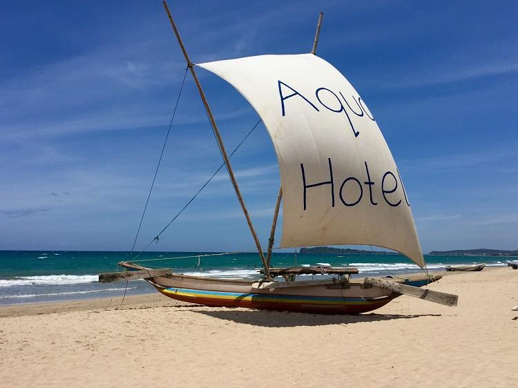 sri lanka sail boat