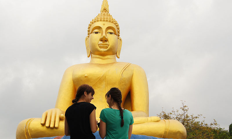 Some Things You Might See During Your First Week in Thailand
