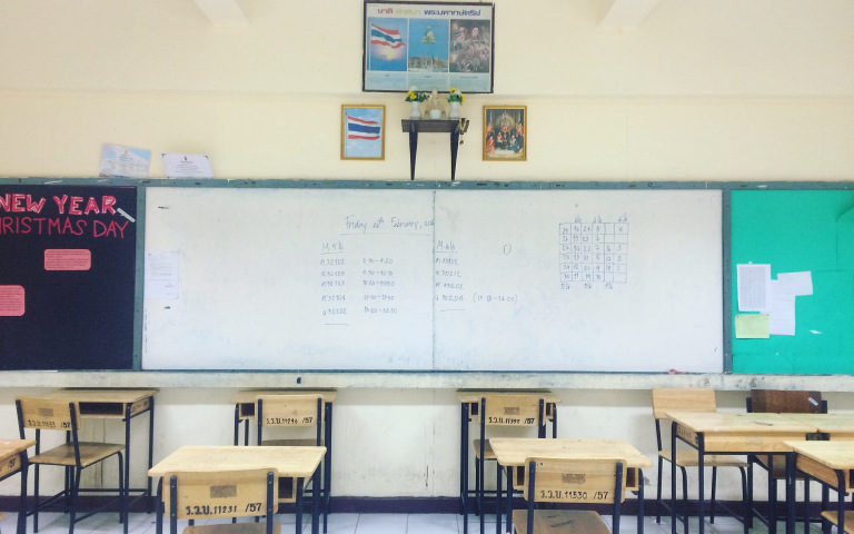 What It's Like to be an ESL Teacher in Thailand