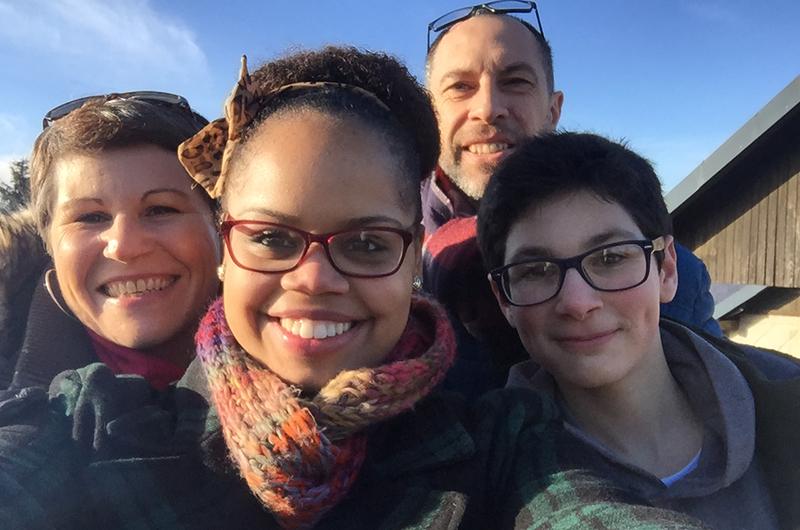 host family in france