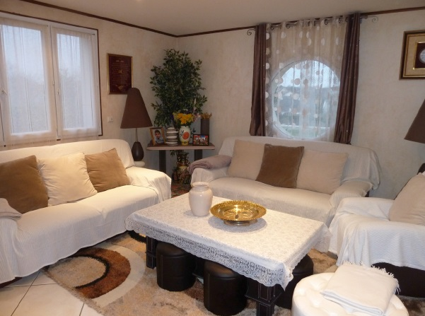 le coudray living room