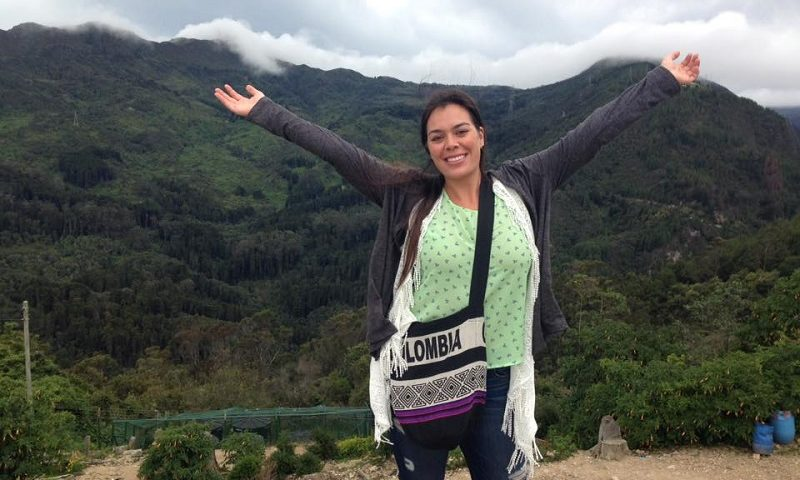 From Thailand to Colombia, Two Time Greenheart Travel Teacher, Paulina Corrales