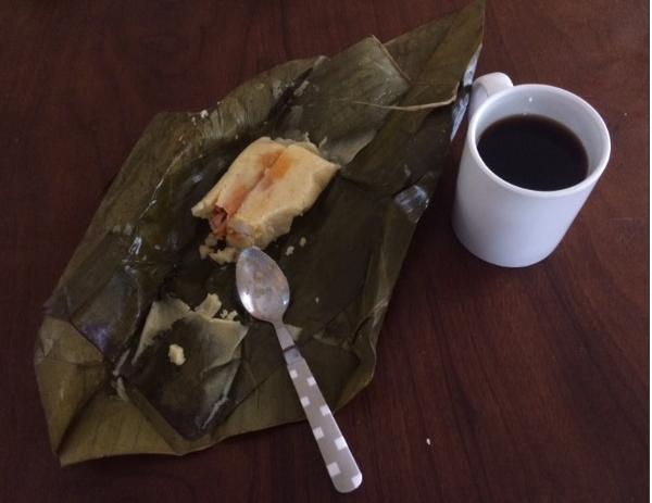 tamales in costa rica