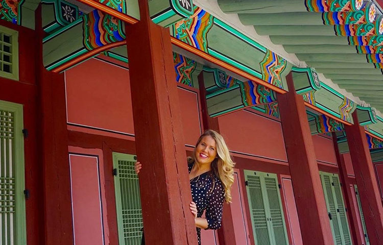Instagrams from Greenheart Travelers in South Korea
