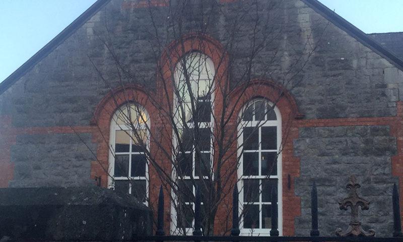 IA building in Ireland.