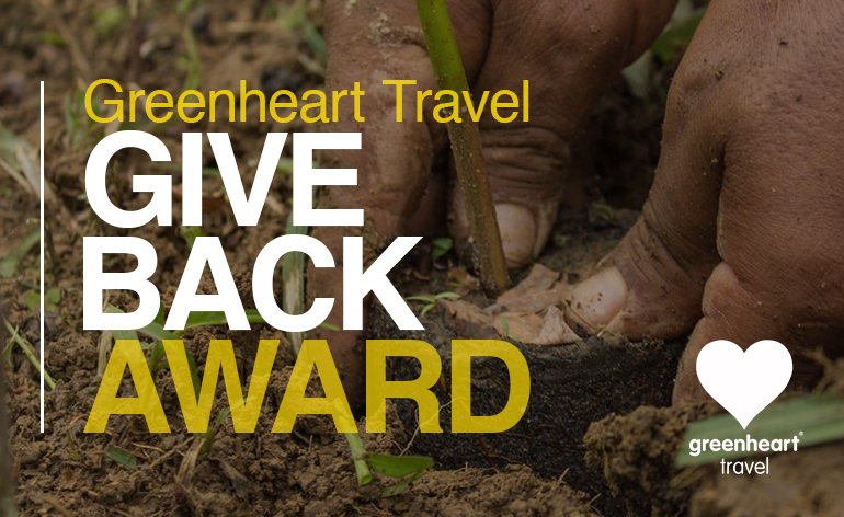 Announcing the Nominees for Greenheart Travel's Second Annual Give Back Award!