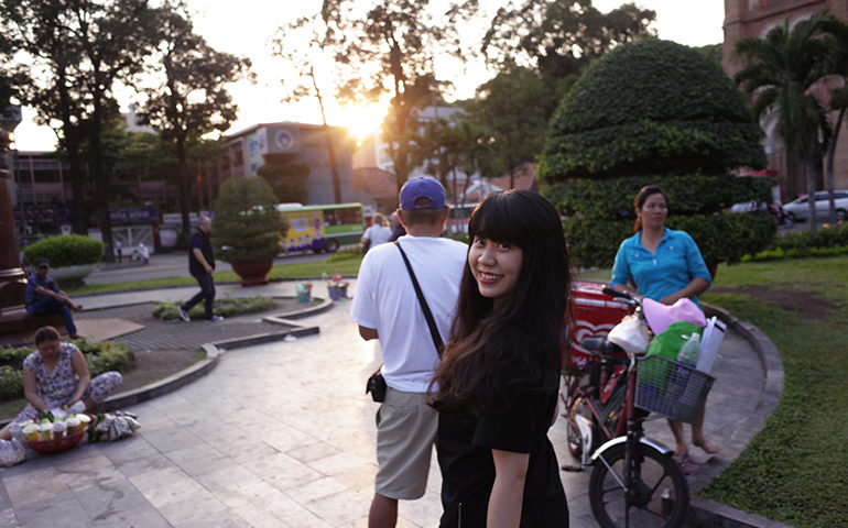 Arriving in Vietnam Can Be Hard: Meet the Woman Helping to Make it a Bit Easier for our Teachers