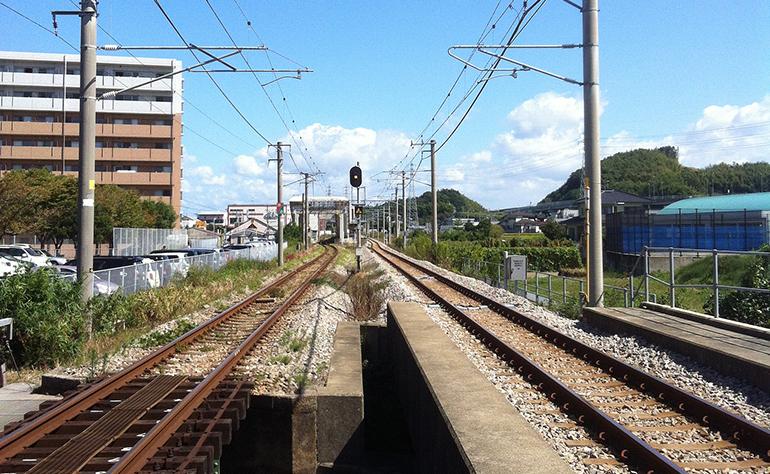 Fukuoka prefecture in Japan. Photo by coloredby.