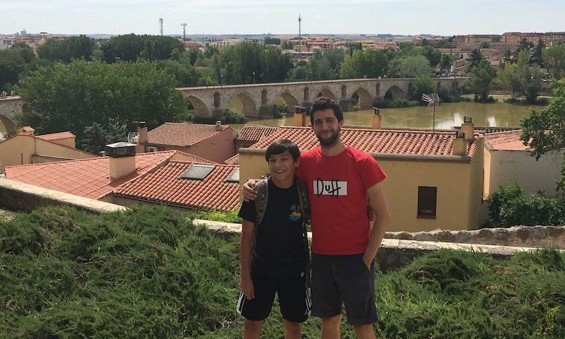 Pulled in by the People, Culture, Language & Food of Salamanca, Spain