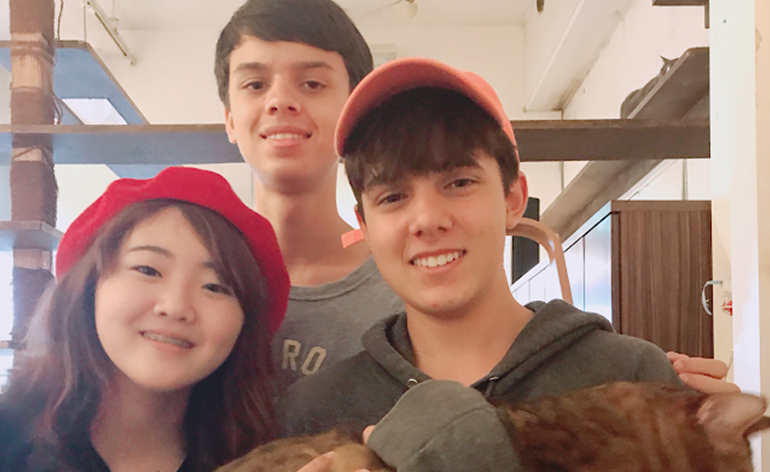 Take 5: Experiencing Japanese Culture on a Teen Summer Language Camp with Christina Ling
