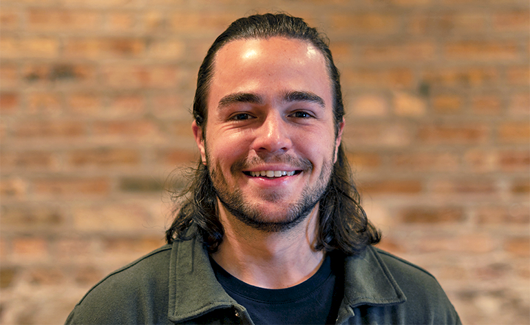 Meet the Greenheart Travel Team: Connor Cargill