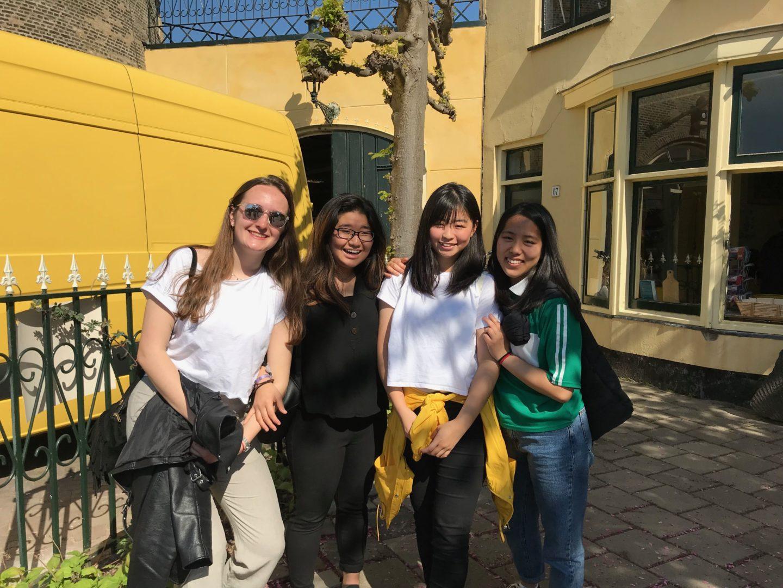 Next Step After Teen Summer Language Camp: High School Abroad