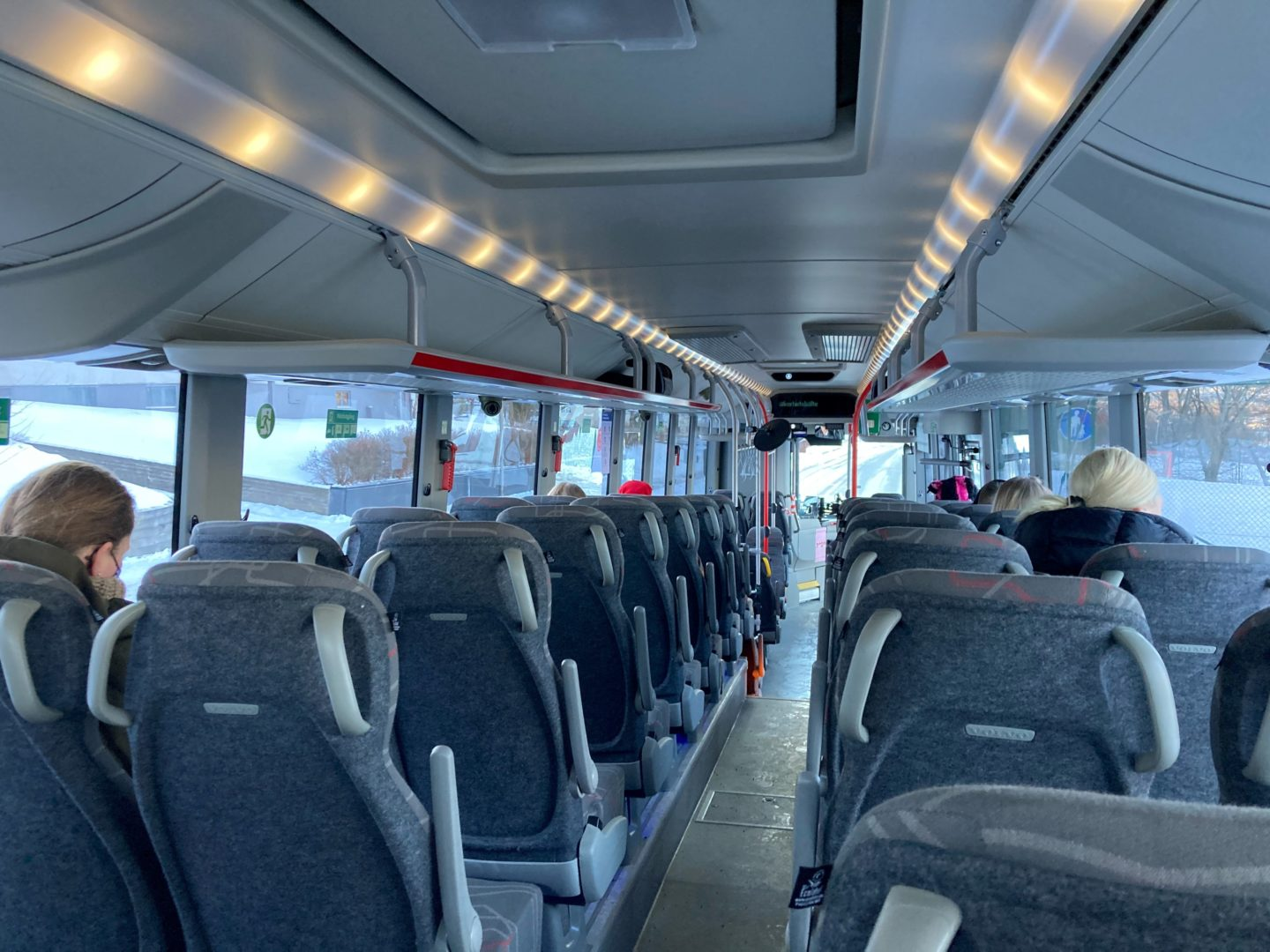 An Exchange Student's Tips for Things to Watch for on Busses in Sweden (Especially for Americans!)